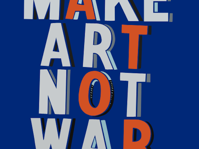 Make Art Not War Project