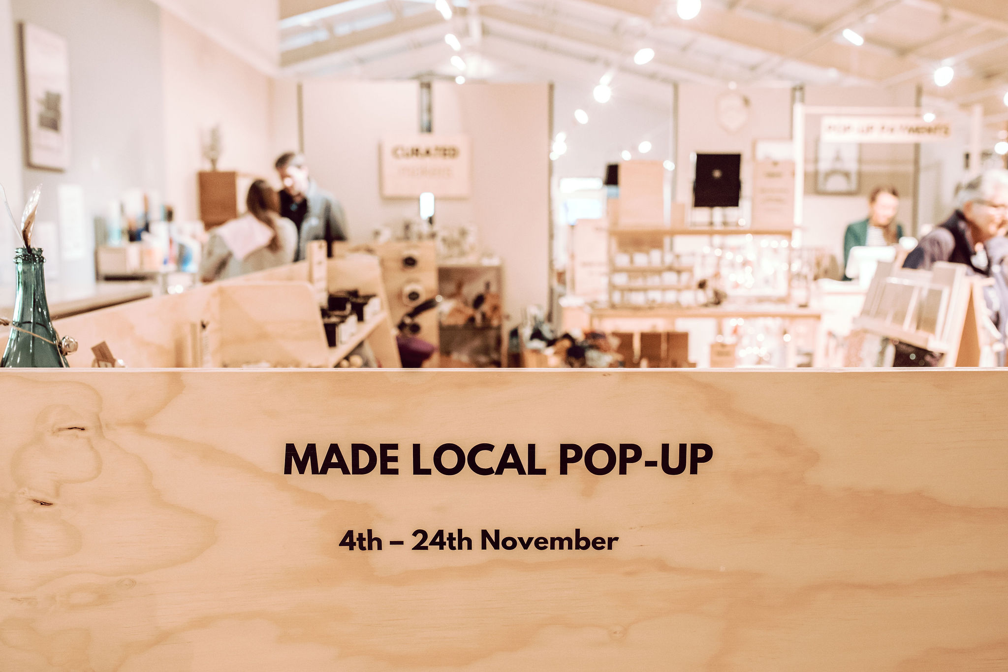 Curated Makers John Lewis Pop-up Chester
