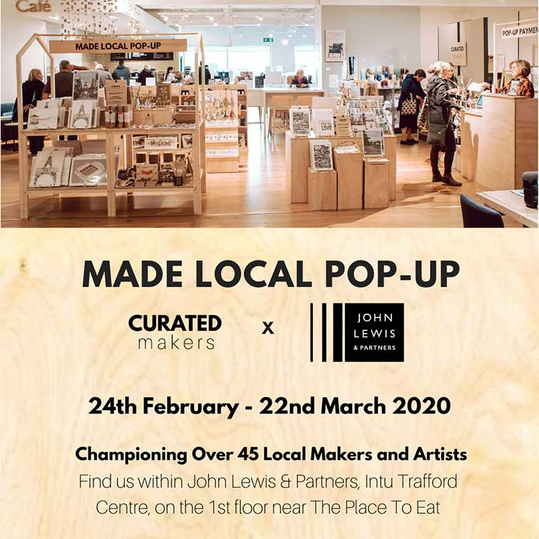 Curated Makers Event Made Local Pop Up Creative Event