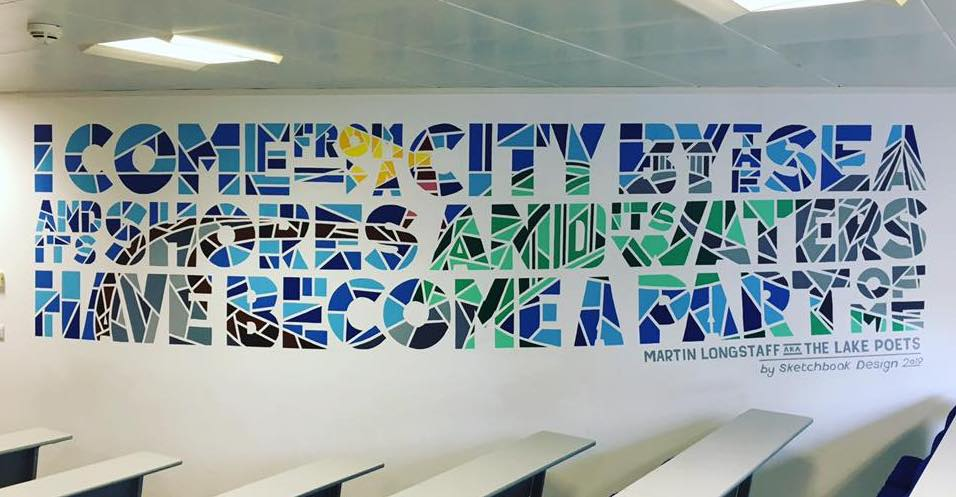 Sunderland University Mural