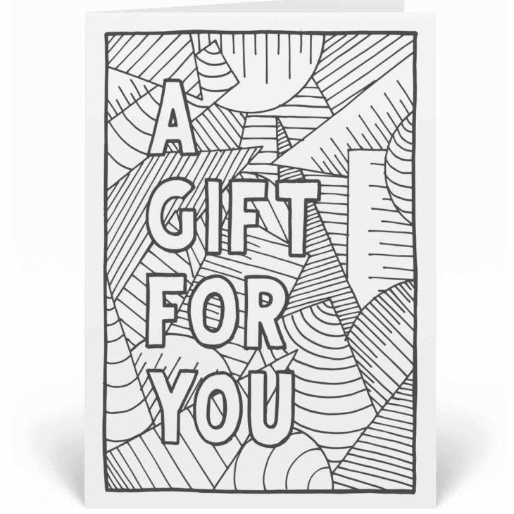 Sketchbook Design Gift Vouchers