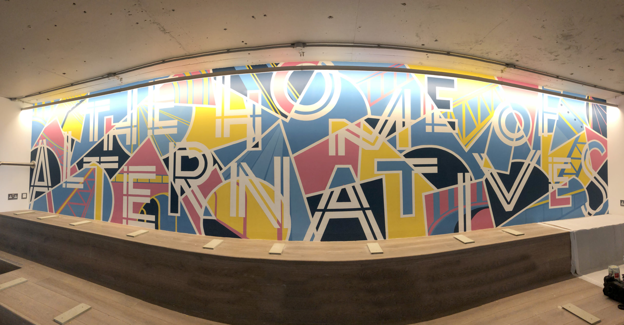 Prequin Mural